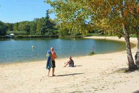 Vakantiehuis in Mormoiron, Provence-Côte d'Azur - Lac de Mormoiron