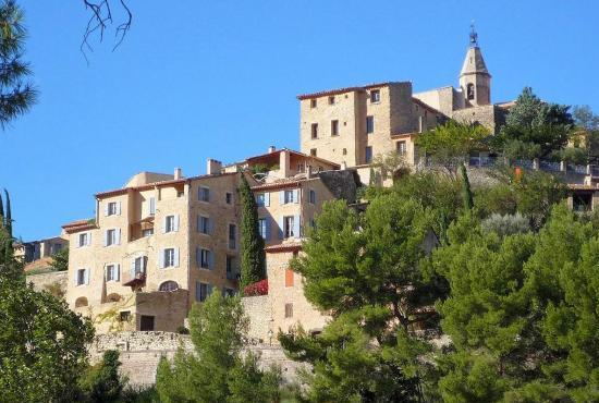 Vakantiehuis in Provence-Côte d'Azur - Crillon-le-Brave