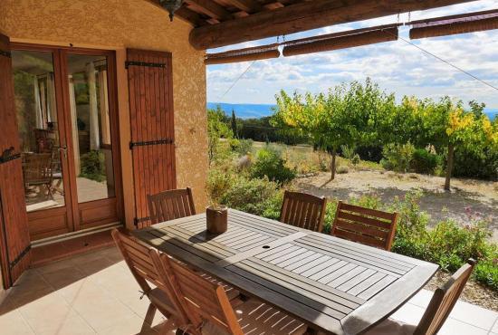 Casa vacanza in Mont-Ventoux, Provence-Côte d'Azur -