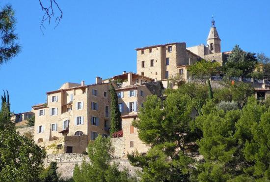 Vakantiehuis in Flassan, Provence-Côte d'Azur - Crillon-le-Brave