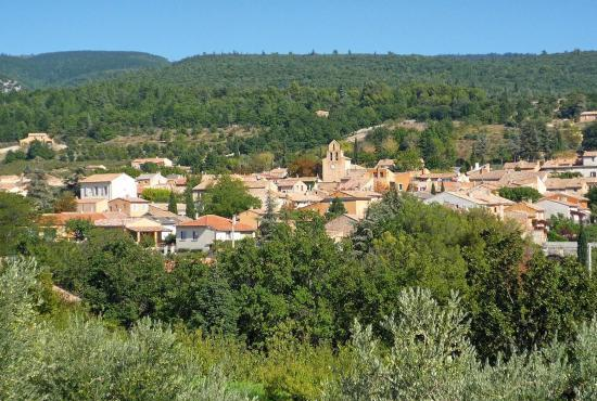Holiday house in Flassan, Provence-Côte d'Azur - Flassan