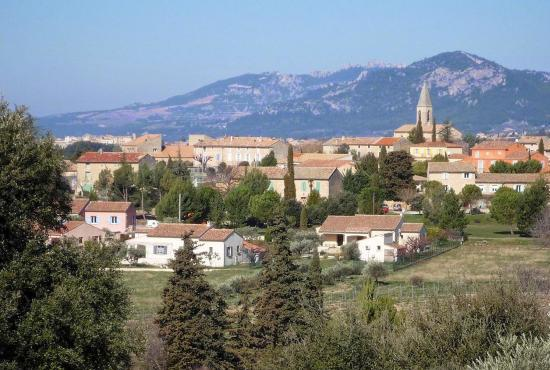 Vakantiehuis in Saint-Pierre-de-Vassols, Provence-Côte d'Azur - Saint-Pierre-de-Vassols