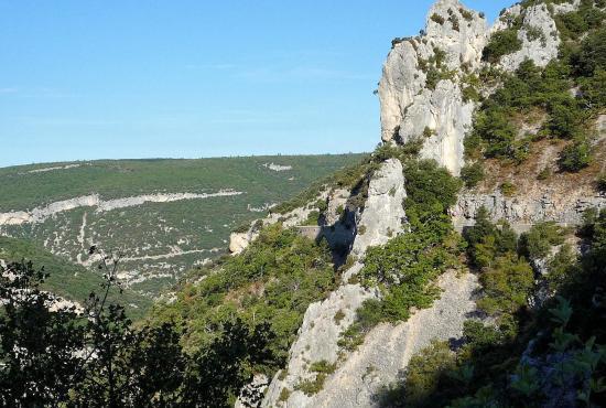 Vakantiehuis in Villes-sur-Auzon, Provence-Côte d'Azur - Gorges de la Nesque