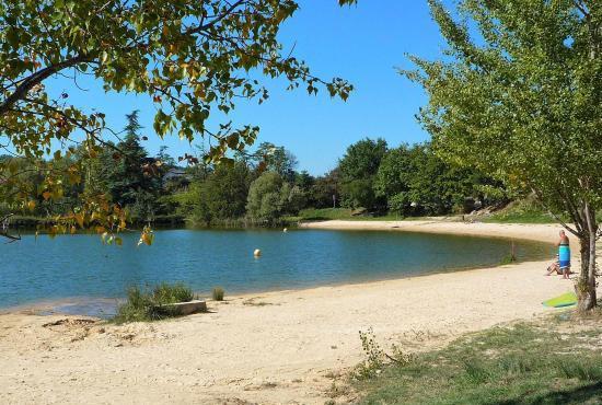 Vakantiehuis in Villes-sur-Auzon, Provence-Côte d'Azur - Lac de Mormoiron