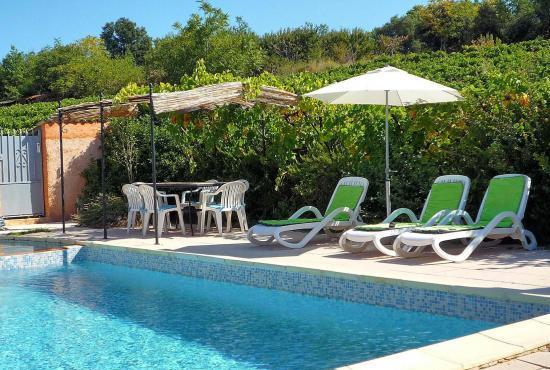 Vakantiehuis in Villes-sur-Auzon, Provence-Côte d'Azur -