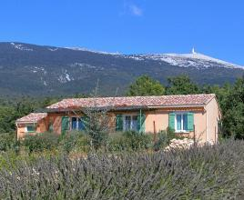 Holiday house in Bédoin, in Provence-Côte d'Azur.