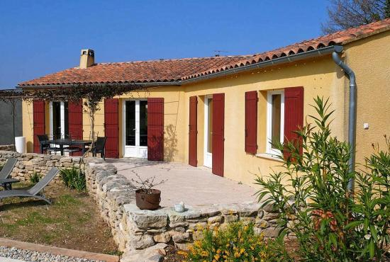 Holiday house in Malaucène, Provence-Côte d'Azur -