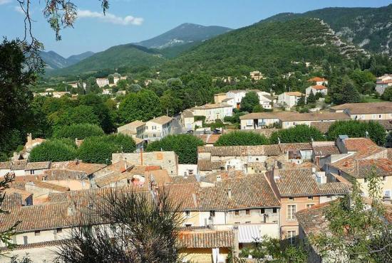 Vakantiehuis in Beaumont-du-Ventoux, Provence-Côte d'Azur - Malaucène