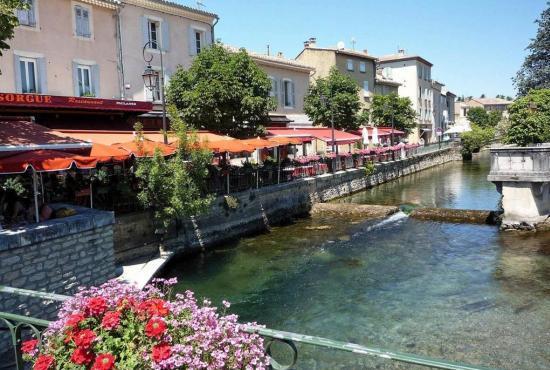 Vakantiehuis in Mazan, Provence-Côte d'Azur - L'Isle-sur-la-Sorgue