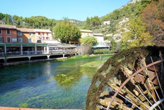 Vakantiehuis in Joucas, Provence-Côte d'Azur - Fontaine-de-Vaucluse