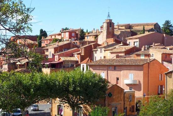 Vakantiehuis in Joucas, Provence-Côte d'Azur - Roussillon