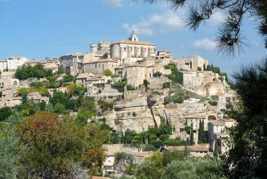 Vakantiehuis in L'Isle-sur-la-Sorgue, Provence-Côte d'Azur - Gordes
