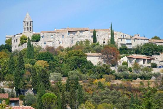 Holiday house in Bollène, Provence-Côte d'Azur - La Garde-Adhémar