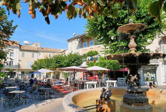 Holiday house in Bollène, Provence-Côte d'Azur - Saint-Paul-Trois-Châteaux