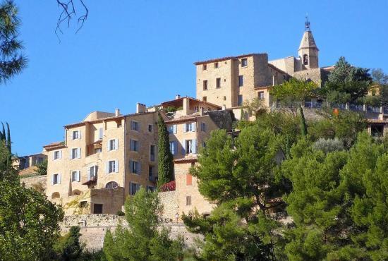 Location de vacances en Saint-Pierre-de-Vassols, Provence-Côte d'Azur - Crillon-le-Brave