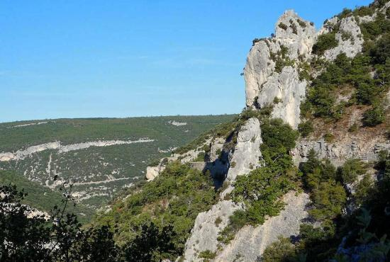 Holiday house in Méthamis, Provence-Côte d'Azur - Gorges de la Nesque