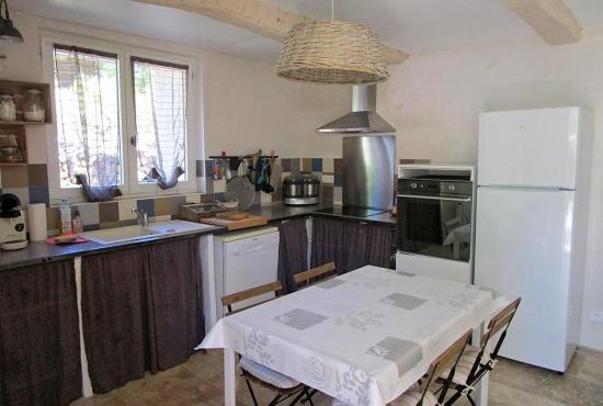 Vakantiehuis in Méthamis, Provence-Côte d'Azur -
