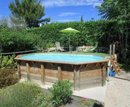 Vakantiehuis in Méthamis met zwembad, in Provence-Côte d'Azur.