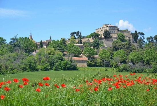Vakantiehuis in Vitrolles-en-Luberon, Provence-Côte d'Azur - Ansouis