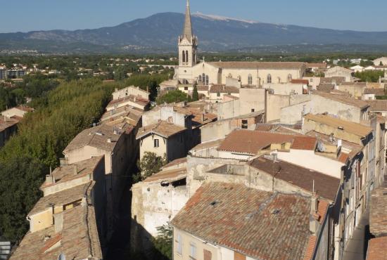 Vakantiehuis in Monteux, Provence-Côte d'Azur - Carpentras