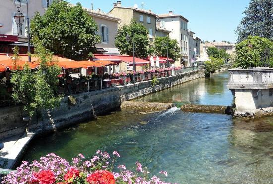 Casa vacanza in Roussillon, Provence-Côte d'Azur - Isle sur la Sorgue