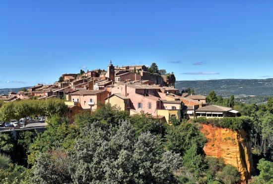 Vakantiehuis in Roussillon, Provence-Côte d'Azur - Roussillon