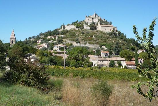 Vakantiehuis in Entrechaux, Provence-Côte d'Azur - Entrechaux