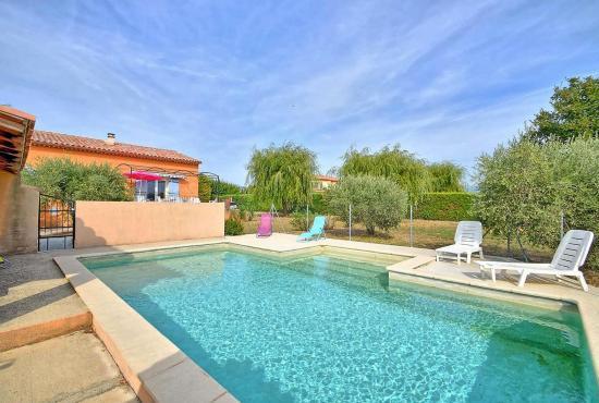 Vakantiehuis in Caromb, Provence-Côte d'Azur -