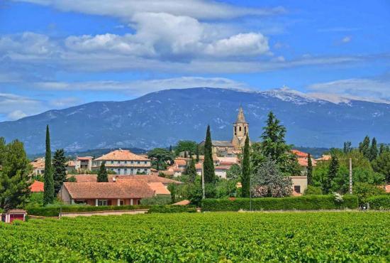 Vakantiehuis in Caromb, Provence-Côte d'Azur - Mazan