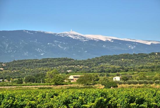 Vakantiehuis in Caromb, Provence-Côte d'Azur - Mont-Ventoux