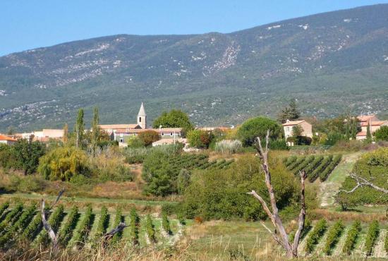 Location de vacances en Mont-Ventoux, Provence-Côte d'Azur - Sainte-Colombe