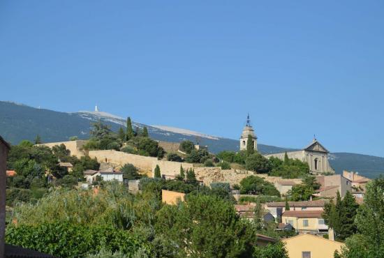 Location de vacances en Caromb, Provence-Côte d'Azur - Bédoin