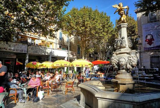 Location de vacances en Caromb, Provence-Côte d'Azur - Carpentras
