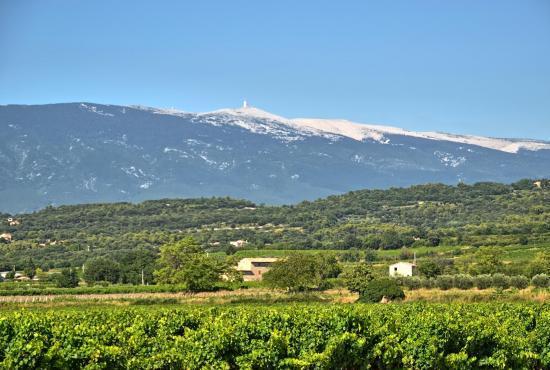 Location de vacances en Caromb, Provence-Côte d'Azur - Mont-Ventoux