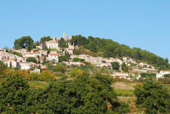 Vakantiehuis in Rochegude, Provence-Côte d'Azur - Rasteau