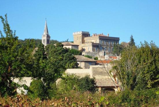 Vakantiehuis in Rochegude, Provence-Côte d'Azur - Rochegude