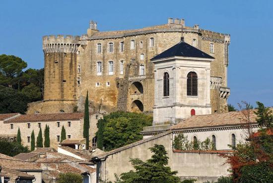 Vakantiehuis in Rochegude, Provence-Côte d'Azur - Suze-la-Rousse
