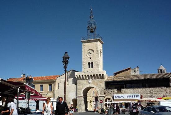 Vakantiehuis in Châteauneuf-de-Gadagne, Provence-Côte d'Azur - Le Thor