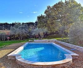 Holiday house in Châteauneuf-de-Gadagne with pool, in Provence-Côte d'Azur.