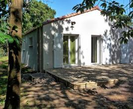 Holiday house in Jard-sur-Mer near the sea, in Pays de la Loire.