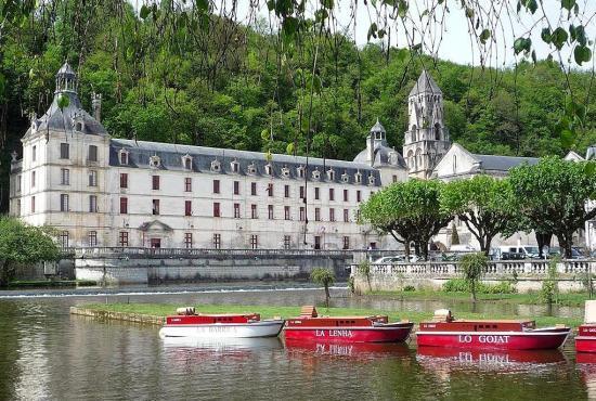 Location de vacances en Saint-Mathieu, Dordogne-Limousin - Brantôme