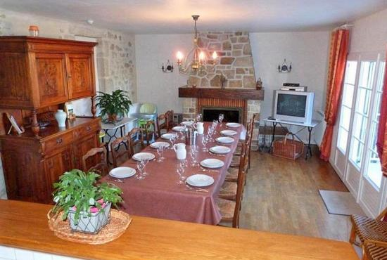 Holiday house in Saint-Mathieu, Dordogne-Limousin -