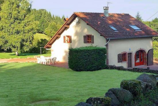 Holiday house in Tendon, Lorraine -