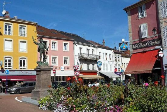 Vakantiehuis in Tendon, Lotharingen - Remiremont