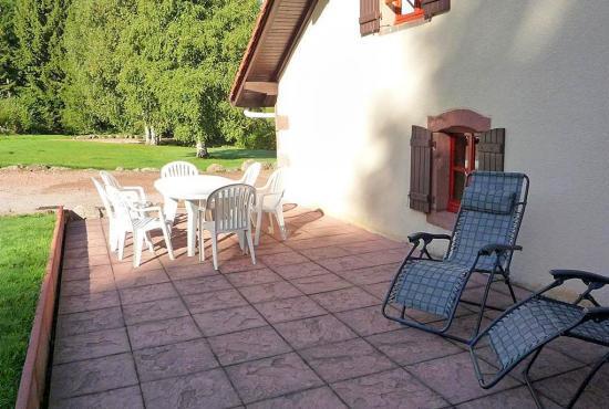 Location de vacances en Tendon, Lorraine -