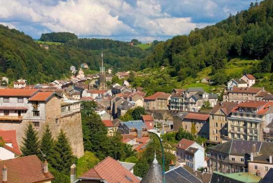 Location de vacances en Le Val-d'Ajol, Lorraine - Plombières-les-Bains