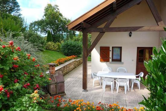 Holiday house in Le Val-d'Ajol, Lorraine -