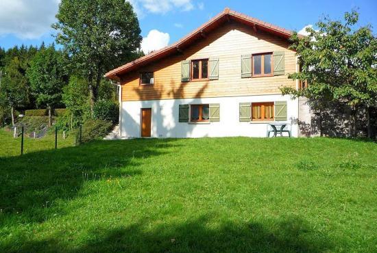 Vakantiehuis in Cornimont, Lotharingen -