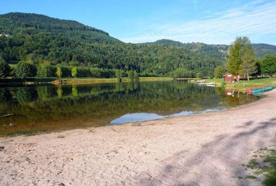 Location de vacances en Cornimont, Lorraine - Lac de Moselotte
