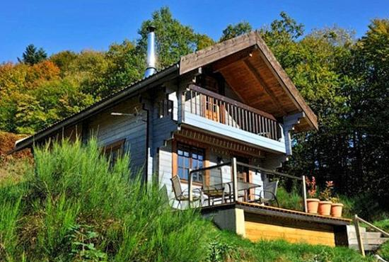 Holiday house in Hamanxard, Lorraine -